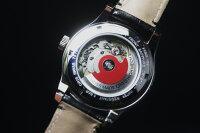 スイス製ORIS【オリス】ビッククラウン自動巻き腕時計/映画「コンスタンティン」のキアヌモデル後継機種黒文字盤仕様モデル/正規代理店商品