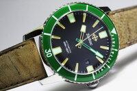 スイス製ZODIAC【ゾディアック】SuperSeaWolf【シーウルフ】自動巻き腕時計
