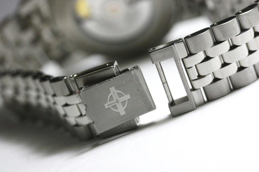 スイス製ZODIAC【ゾディアック】Super Sea Wolf53【シーウルフ】自動巻き腕時計
