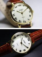 VIDA+【ヴィーダプラス】Voyage【ボヤージュ】ローマン腕時計/クラシック・デザイン/男女兼用サイズ
