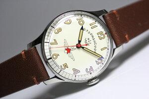 限定2000本!ロシアのSTURMANSKIEシュトルマンスキーGagarinアニバーサリーモデル33ガガーリン着用復刻モデル手巻き腕時計ケース直径約33ミリ送料無料