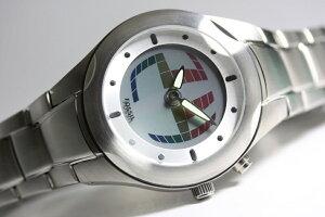 限定復刻FOSSIL【フォッシル】BIGTIC【ビッグティック】デザインウォッチ/正規代理店商品/プレゼントにもオススメ/送料無料/腕時計/デジタルアニメーション