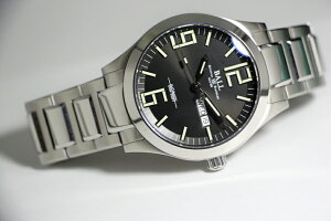 スイス製BALLWATCH【ボール・ウォッチ】Engineer2【エンジニア2】Genesis【ジェネシス】デイデイト自動巻き腕時計/並行輸入商品/送料無料/