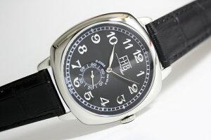 6月末入荷予定!予約受付中FHBClassicデザインウォッチクッション型ケース採用腕時計角形ケースクッション型ケース男性用腕時計F901-SBA