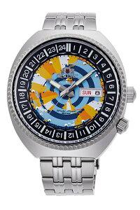 復刻ORIENT【オリエント】ワールドダイバーの復刻!ワールドマップ自動巻き腕時計/メーカー希望小売価格49,500円送料無料/20気圧防水/国内正規流通商品