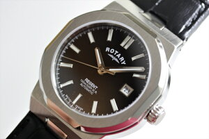 ROTARY【ロータリー】Regent【リージェント】自動巻き腕時計/正規代理店商品/メンズ/ラグジュアリースポーツ/送料無料/ラグスポ