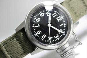 アメリカ海軍特殊部隊モデルを復刻!M.R.M.W.ミリタリーウォッチ/BUSHIPSWATCH【ブシップウオッチ】クォーツ腕時計/フロッグマン/米海軍特殊部隊UDT