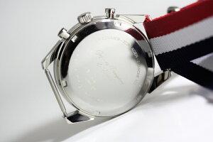 フランスのLIP【リップ】COURAGE【クラージュ】フランス消防士連盟(FNSPF)クォーツ・クロノグラフ腕時計/トリコロールカラー/脈拍計と呼吸計測器機能/パルスメーター