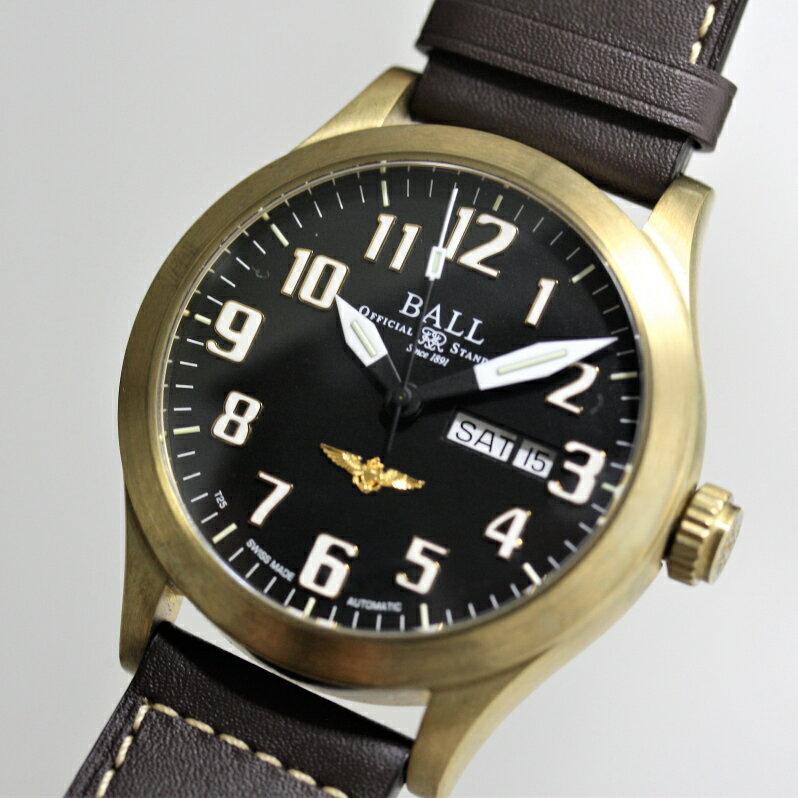 腕時計, メンズ腕時計 BALL WATCH 3000 3 253,000 Bronze Star NM2186C-L1J-BK