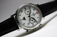 ボーイズサイズ!ドイツ製Junkers【ユンカース】ExpeditionSouthAmericaクォーツ・クロノグラフ腕時計