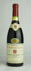 Chambolle-Musigny 1er cru les Fuees [1990]Faiveleyシャンボール・ミュジニー プルミエ・クリ...
