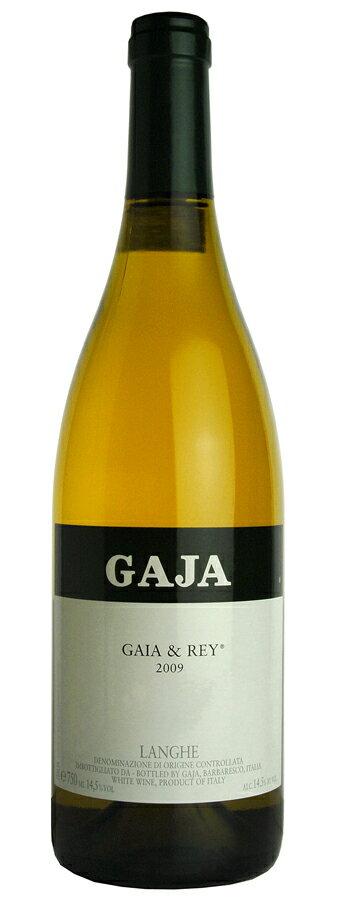 [2009] Gaia & Rey Chardonnay bottle 1 this Gaja & Rey Chardonnay 2009 750ml 1bt