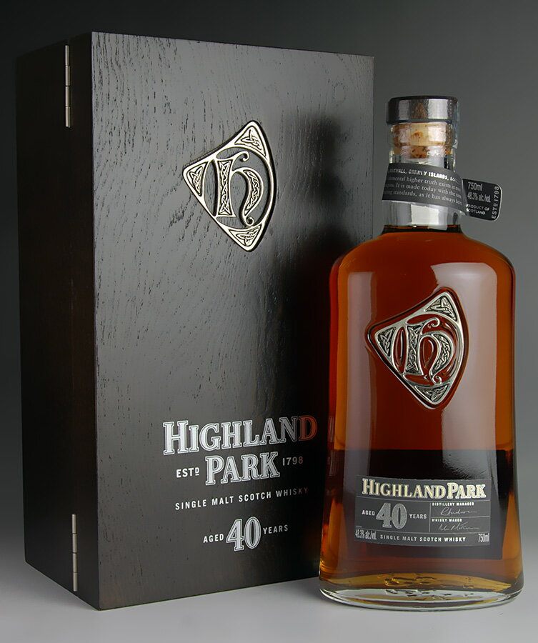 Highland Park - 40 Years Old