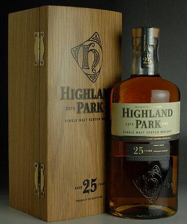 ハイランドパーク25年HighlandPark25YearsOld750ml