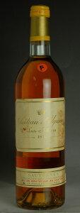 極甘口 貴腐ワインの世界最高峰[1976] シャトー・ディケム【イケム】 【F】 Chateau d'Yquem