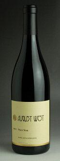 August West SLH Pinot Noir 750 ml August West SLH Pinot Noir
