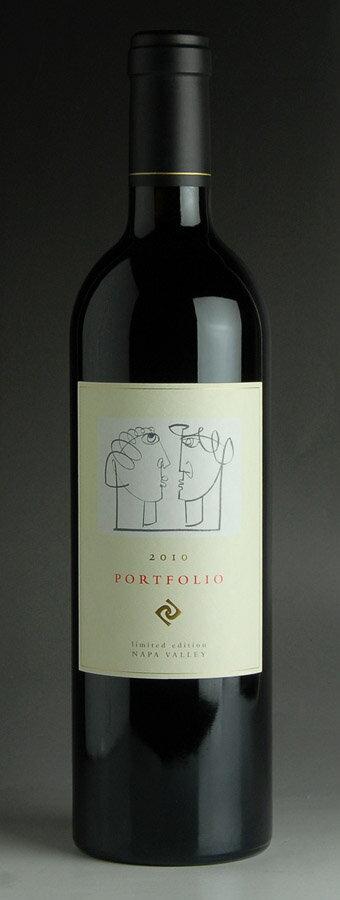 [2010] portfolio 750 ml unboxed