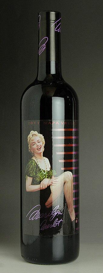 [2011] One Marilyn Merlot Napa Valley