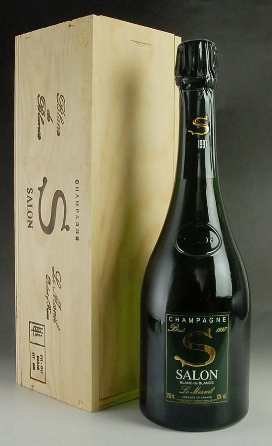 1997 salon 750ml 1 wine for 1997 champagne salon