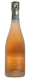 NV JACQUES SELOSSE - Brut Rose Degorgement:2013