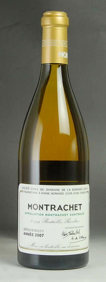 2007 Domaine de la Romanee Conti (DRC) - Montrachet