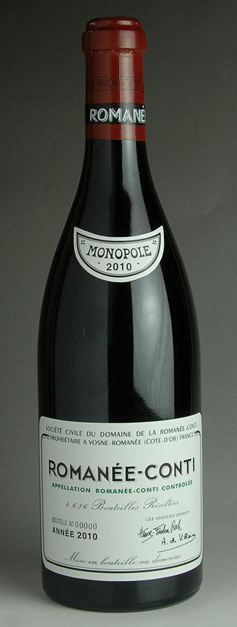 2010 Domaine de la Romanee Conti (DRC) - Romanee Conti [drcromaneeconti]
