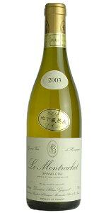 [2003] ル モンラッシェLe Montrachet 2003 750mlBlain-Gagnardブラン・ガニャール家吟醸フランス・お百姓元詰めワイン