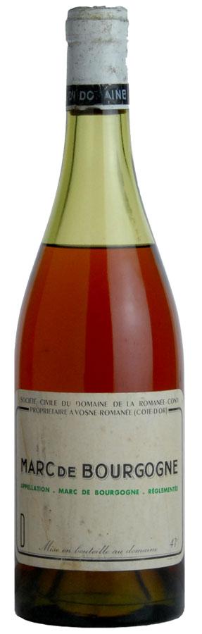 Domaine de la Romanee Conti (DRC) - Marc de Bourgogne