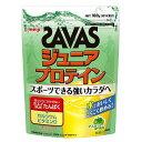 SAVAS (ザバス) ジュニア プロテイン マスカット風味 168g その1