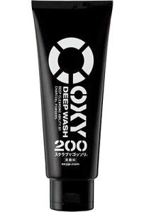 OXY洗顔最強の清涼感!ロート製薬 OXY オキシー ディープウォッシュ 大容量 200g