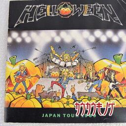 【中古】HELLOWEEN/ハロウィン ジャパンツアー 1989年