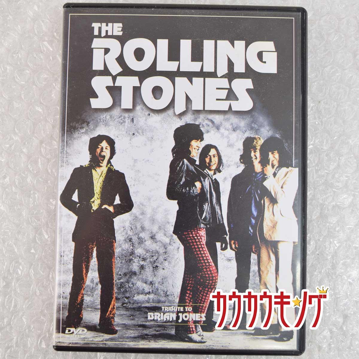 洋楽, ロック・ポップス  ROLLING STONES TRIBUTE TO BRIAN JONES DVD