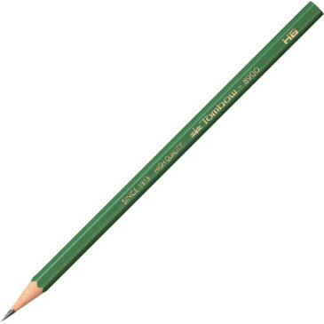 トンボ鉛筆 鉛筆 89002B 1ダース