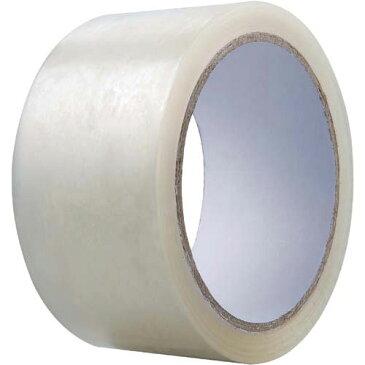 カウネット 透明PPテープ 軽梱包用 1巻  梱包 梱包資材 テープ 引っ越し 引越し 梱包テープ 粘着テープ PPテープ 作業用品 生活雑貨 カウモール