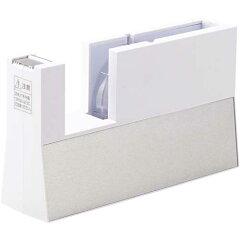 ニチバン テープカッター直線美 大巻タイプ(白)