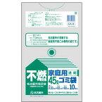 ケミカルジャパン 名古屋市 家庭用ゴミ袋 不燃45L10枚関連ワード【ゴミ袋 ごみ袋 レジ袋】
