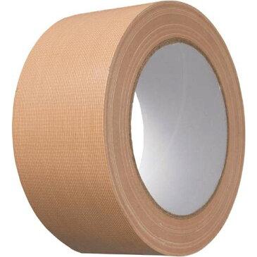 カウネット 布テープ 軽梱包用 1巻   梱包 梱包資材 テープ 引っ越し 引越し ガムテープ 布 梱包テープ 粘着テープ 作業用品 生活雑貨 カウモール