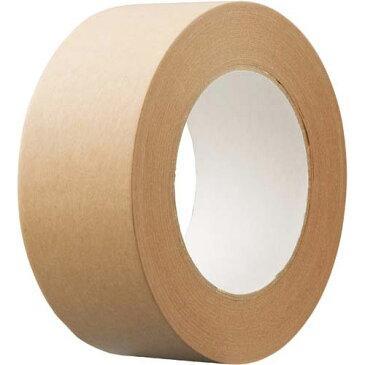 「カウコレ」プレミアム クラフトテープ 重ね貼り可 茶 1巻   梱包 梱包資材 テープ 引っ越し 引越し 梱包テープ 粘着テープ 作業用品 生活雑貨 カウモール