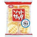 亀田製菓 ソフトサラダ 10袋(20枚入)×3 その1