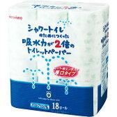 日清紡PP シャワートイレ ダブル23m×18ロール×6パック関連ワード【トイレットペーパー ダブル 108ロール】