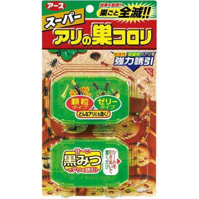 アース製薬 スーパーアリの巣コロリ 2.1g×2個×5パック