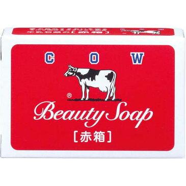 牛乳石鹸共進社 カウブランド石鹸 赤箱 100g×10個×3箱【1fou】
