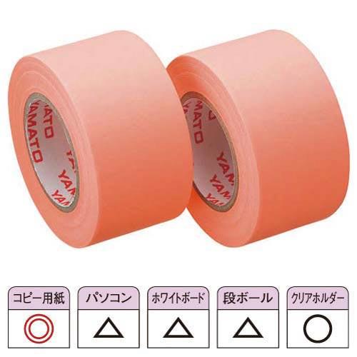 ヤマト メモックロールテープ詰め替えオレンジ2巻
