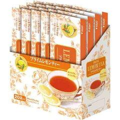 日東紅茶 プライムレモンティー スティックタイプ 20袋入