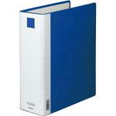 「カウコレ」プレミアム 書類が見やすいパイプ式F青A4縦背幅100mm | ファイル バインダー フォルダ フォルダー 文具 文房具 収納 整理 書類 収納 書類整理 仕分け ステーショナリー 事務用品 A4