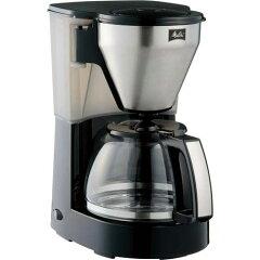 メリタジャパン コーヒーメーカー 10杯用 ミアス ブラック