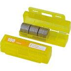カール事務器 コインケース(100円硬貨専用50枚収納) 5個