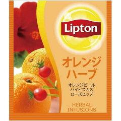 ★商品合計金額1800円以上送料無料★LIPTON リプトン オレンジハーブティー 50バッグ 紅茶 オレ...