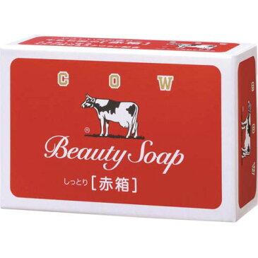 牛乳石鹸共進社 カウブランド石鹸 赤箱 100g×6個入