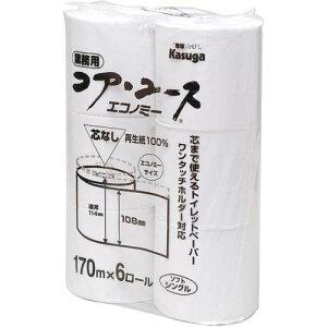 春日製紙工業 トイレットペーパー シングル